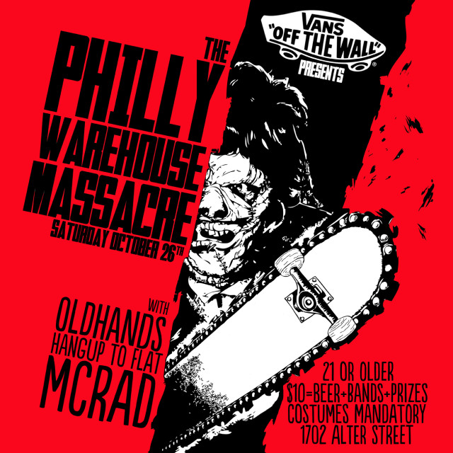 philly warehouse massacre 2013