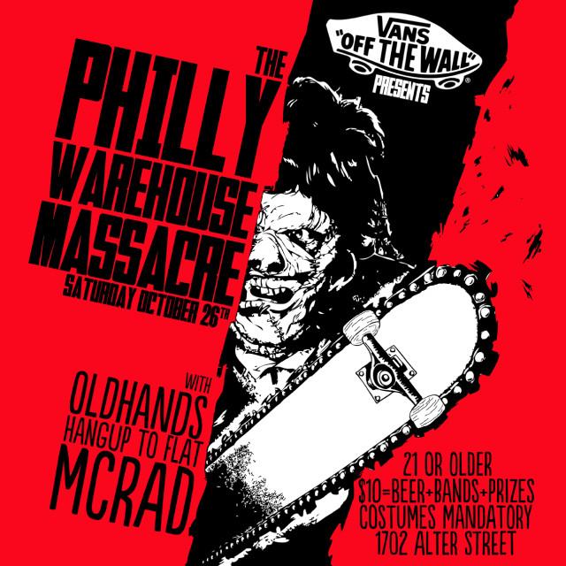 philly warehouse massacre 2013
