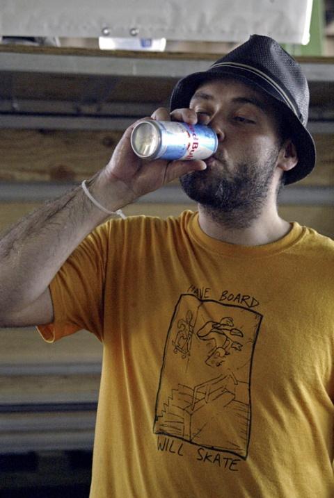 Red Bull Website Doesnt Sell Drinks